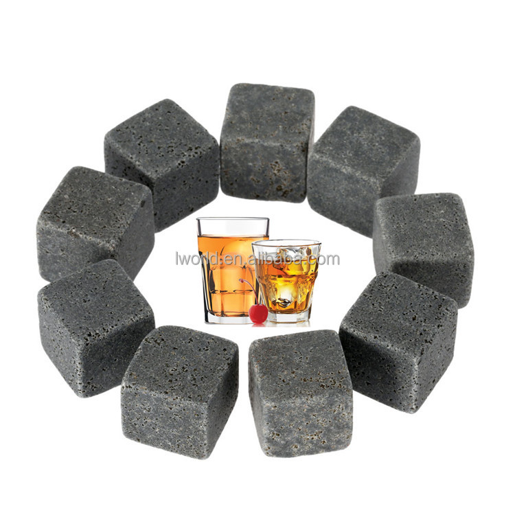 Summer hot Favor Dice whisky stones gift set ice cube