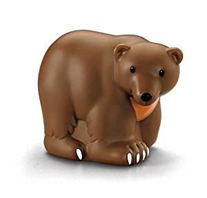 Fisher Price Little People Zoo Talkers - Bear