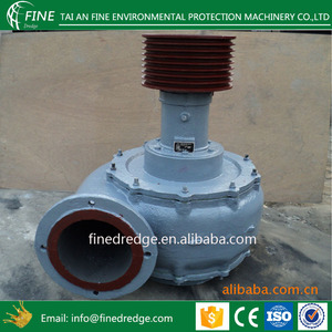 8 inch river dredging small sand suction pump