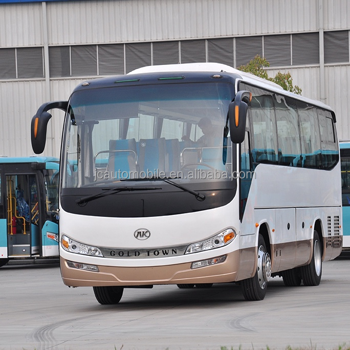 Chinese autobus JAC 35 seater coach bus with WIFI function