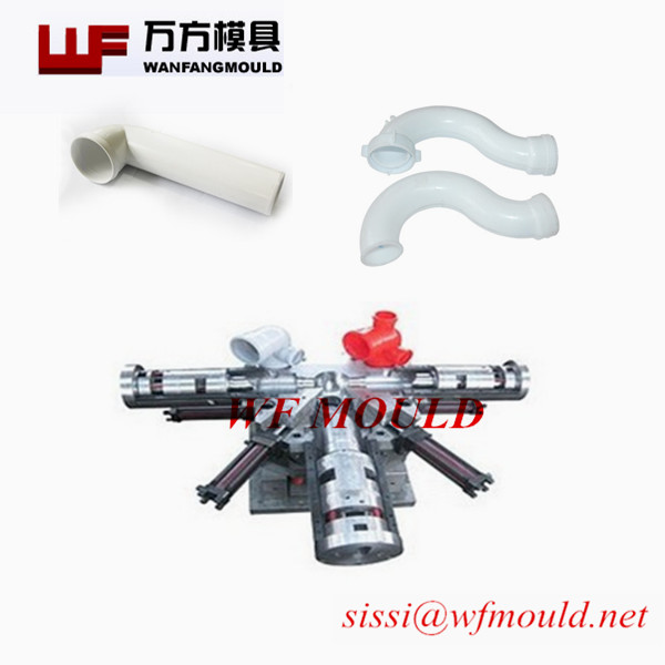 professional injection mould/pipe fitting mold/sanitary ware pipe