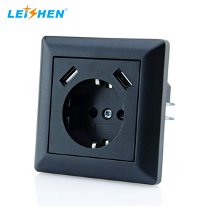 5v 2.8a usb wall socket european german type CE ROHS TUV Mark for EU market