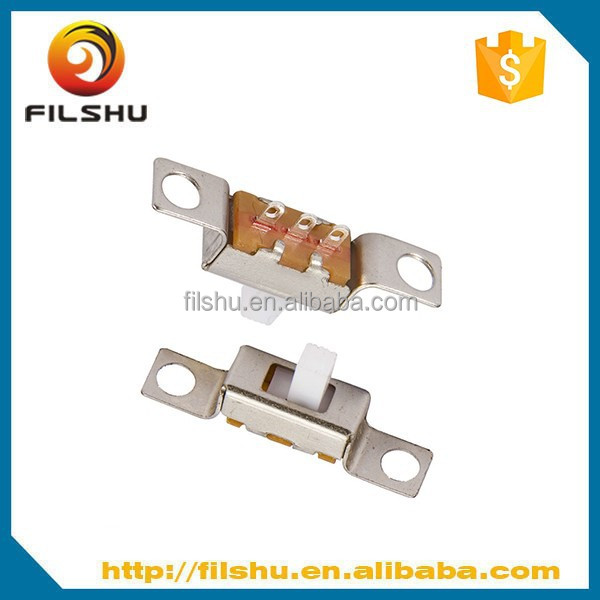 momentary slide switch for medical appliance specialized