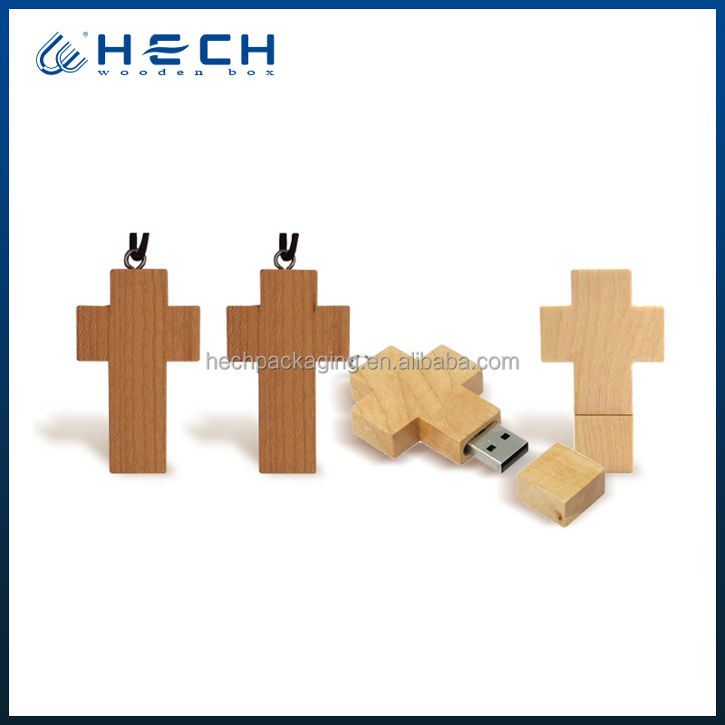 necklace cross shape 8GB gift USB flash drive memory stick