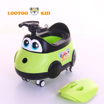 Alibaba Trade Assurance baby care products high quality plastic baby potty