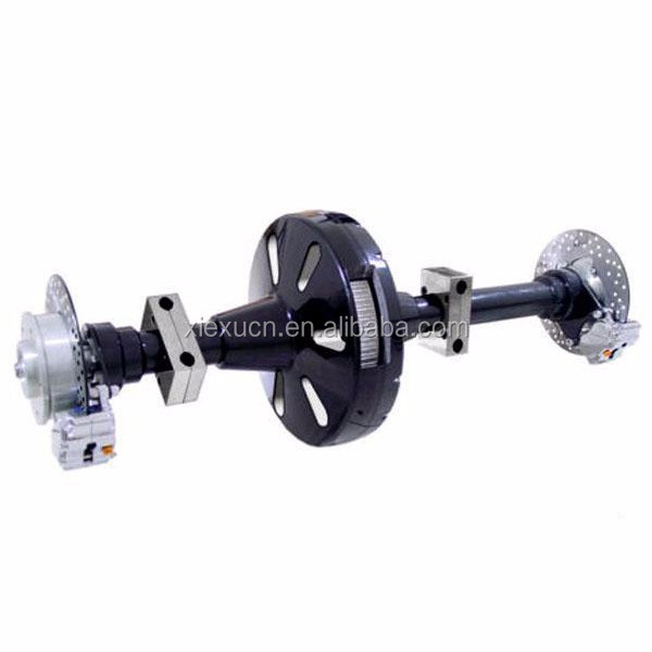 Trike Rear Axle Differential For Electric Tricycle Buy