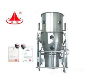 Hot Sale Batch Type Fluid Bed Dryer for Drying Powder /Granule Products