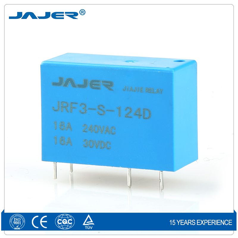 Jajer 12v 5 Pin Relay 24v 16a Refrigerator Compressor Relay - Buy ...