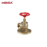 good quality 1.5 inches fire landing valve with reduce valve