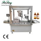 Automatic ink cartridge filling machine liquid oil ink solvent bottle filling line