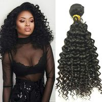 High quality Grade 8A raw unprocessed virgin kinky curly human hair wig factory human hair extension in cambodia