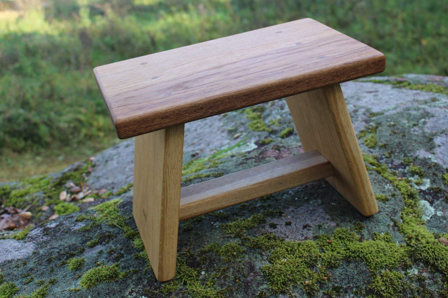 Step Stool, Wooden Chair For Kids, Rustic Stool, Bathroom Stool, Wooden Small Stool, Natural Stool, Hall Stool, Farm Milking Stool