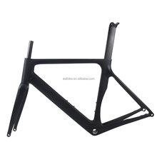 China supplier toray full carbon fm028 road bicycle frame for wholesale