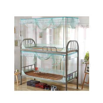 Modern Cheap Price Double Deck Bunk Bed Military Metal Double Bunk