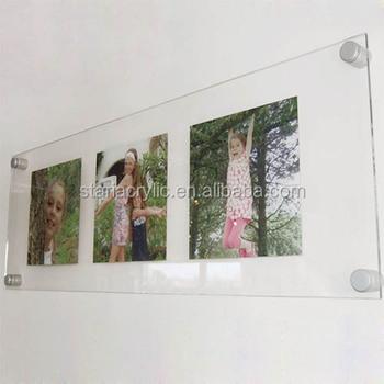 Wandmontage Acryl Fotolijst Fotolijst Poster Frame 30 Met 10 Inch