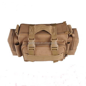 Alibaba Men's Outdoor Cycling Tactical Military Army Waist Belt Bag