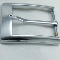 Small lighter metal belt pin buckle