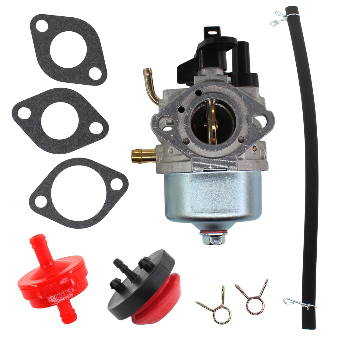 Get Quotations · USPEEDA Carburetor for Toro CCR2450 CCR3650 38518 38584  38538 Briggs & Stratton 801233 801255 084132 084133