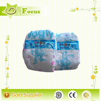 Disposable soft handle feel comfortable baby diaper, super absorbency all night dry baby diaper, offer free sample