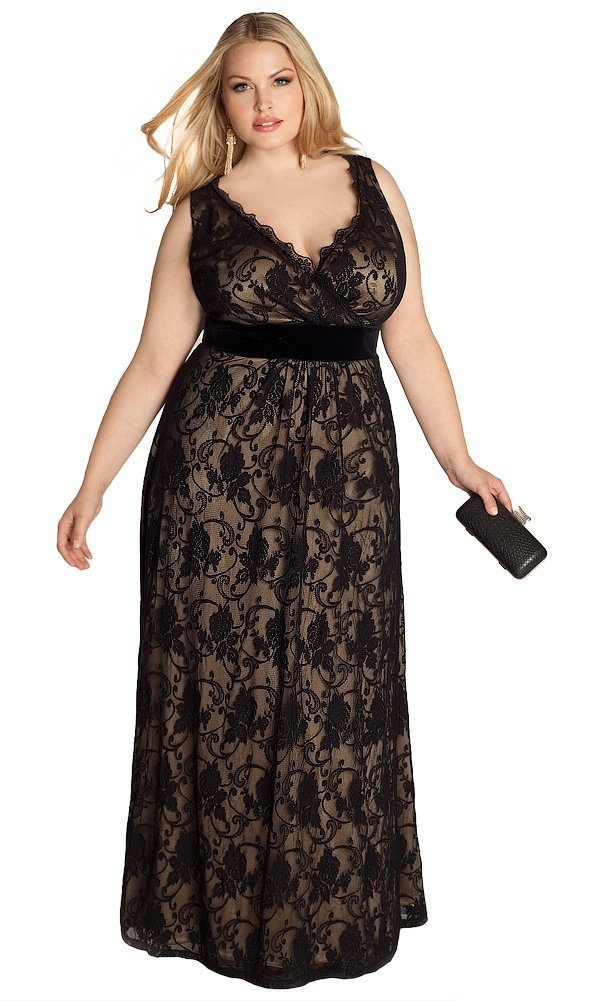 Get Quotations · 2015 New Arrival Black Mother Of The Bride Dresses Plus  Size With Lace Floor Length V fc9ea8bac