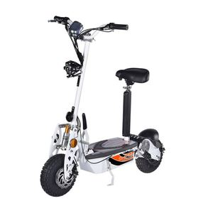 Factory directly sales e scooter 2 wheels 1 seat adult powerful electric scooter with ce certificate