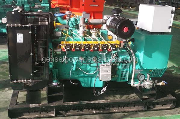 50kw Biogas Engine Power Generator