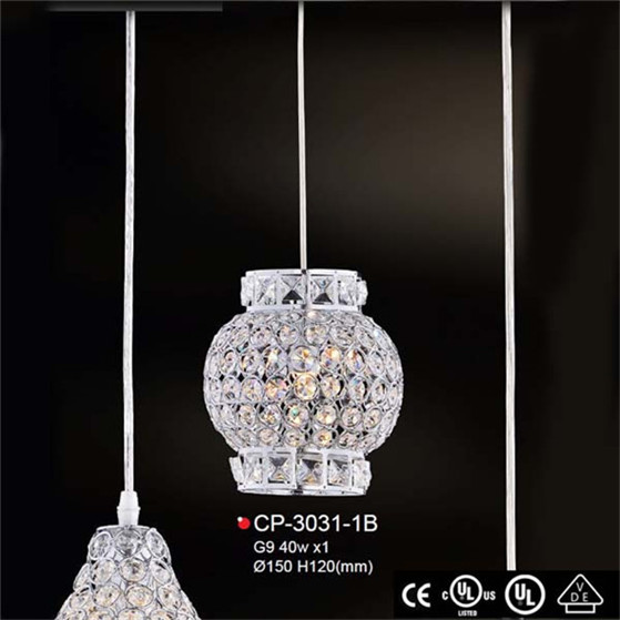Big chandelier contemporary lighting ocean lamp light