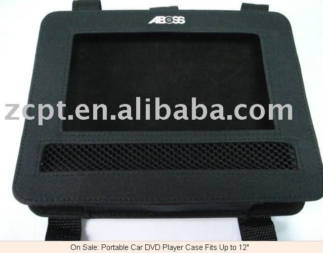 "portátil de 7 ""no carro DVD-player"
