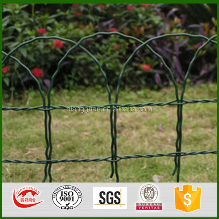Garden Border Fencegarden Edging Fence Metalwhite Garden Edging