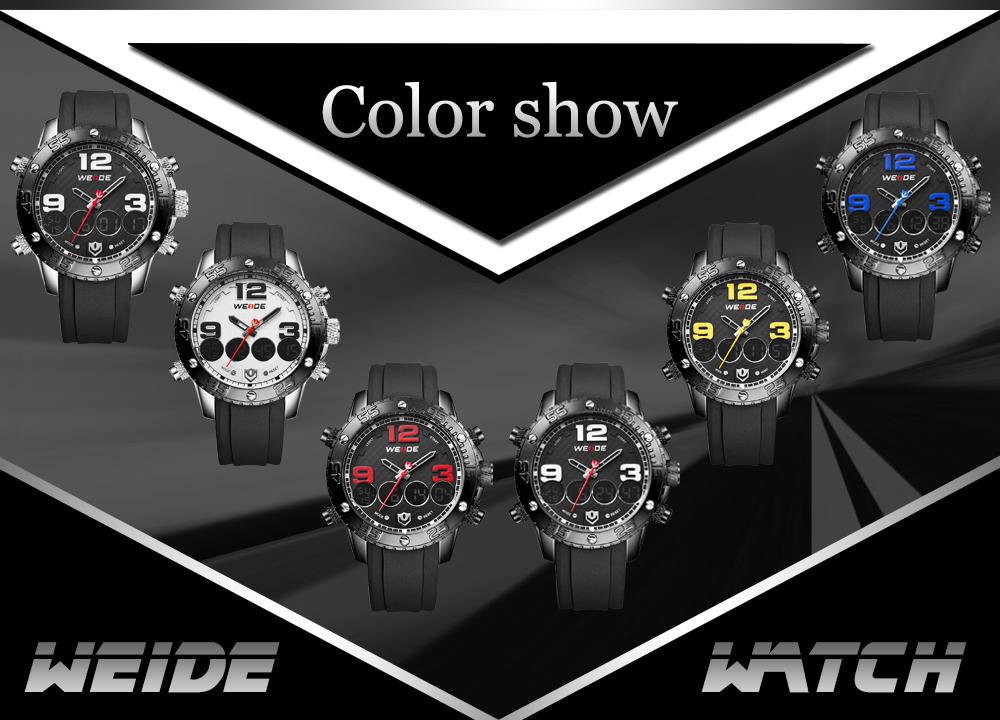 Brand Weide Wh3403 Guangzhou Watch Market,Japan Movt Quartz Watch ...