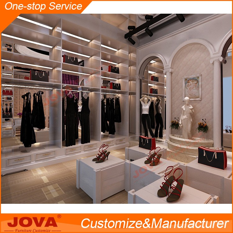 Furniture Retail Stores: Retail Clothing Store Furniture Store Clothing Display