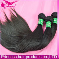 100 hair wefts human hair full end and thick 100% natural raw virgin Brazilian hair