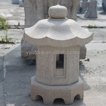 Beau China Factory Japanese Pagoda Style Stone Garden Lantern Tiered Granite Stone  Lantern