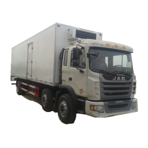 15-20 ton Fresh vegetable refrigerated Cooling truck ice cream transportation refrigerator truck for sale