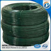 Cheap Price Pvc Coated Iron Or Steel Wire