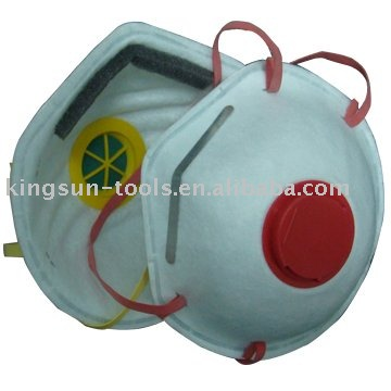 Three-Ply Ear-Loop Non-Woven Fabric Face Mask