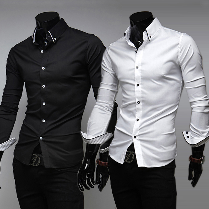 Find great deals on eBay for black and white mens shirt. Shop with confidence.