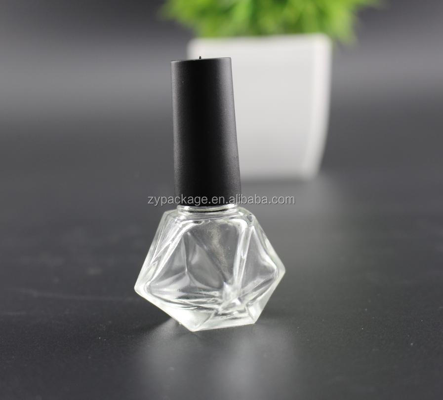 Wholesale 5ml Crystal Diamond Nail Polish Bottle,Empty Nail Polish ...