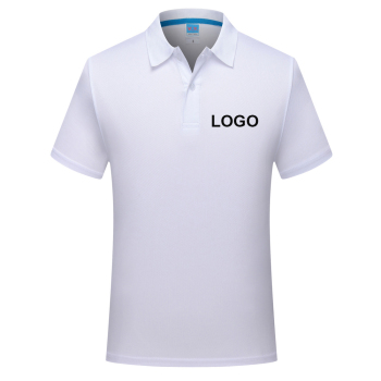 Cheap Wholesale Shirts For Men Polo T- shirt Customized Logo Quick Dry For Unisex