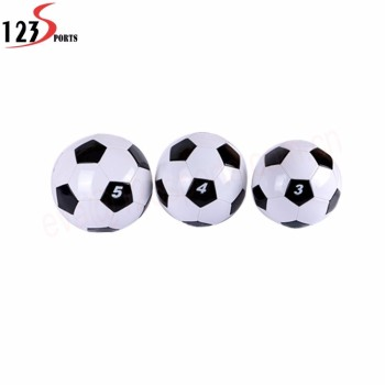 new design custom size and logo PU machine sewed soccer ball football