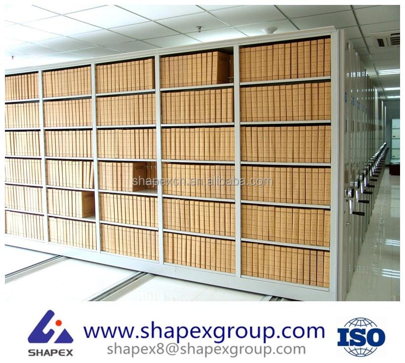 Estantes Para Archivos Oficina.Archivo De Oficina Estante Estantes Para A4 Libros Movil Estante De