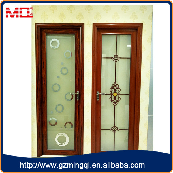 Bathroom Entry Doors aluminium profile glass bathroom entry doors in guangzhou, view