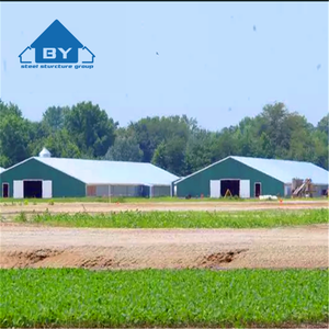Prefabricated Poultry House Factory Direct Model Home