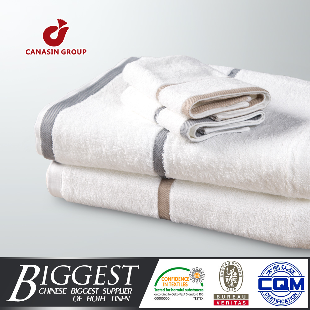 china manufacturer yarn dyed embroidery towel