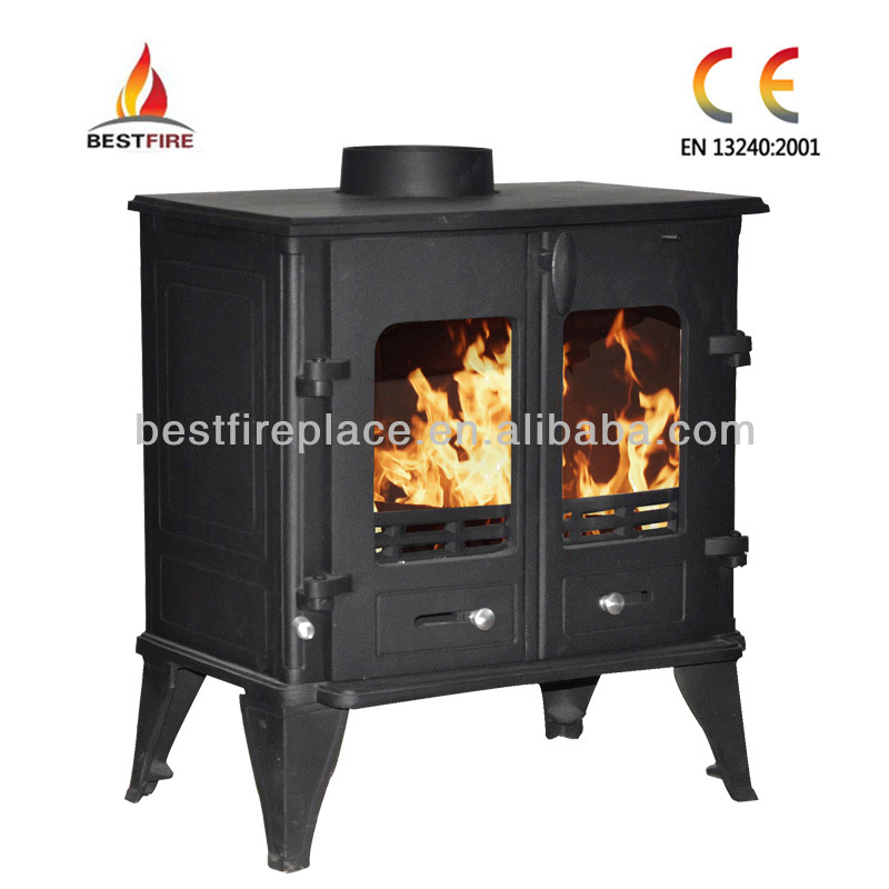 Multi Fuel Wood Burning Heater