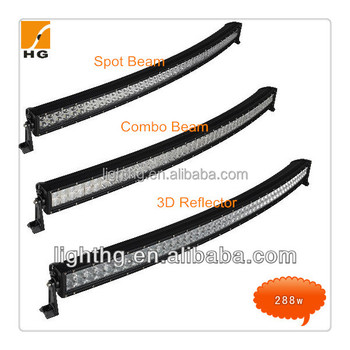 Off road 288w 52 inch curve led light bar buy 52 inch led light off road 288w 52 inch curve led light bar aloadofball Images