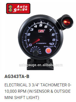 Analogue Van Speedometer Speed Meter