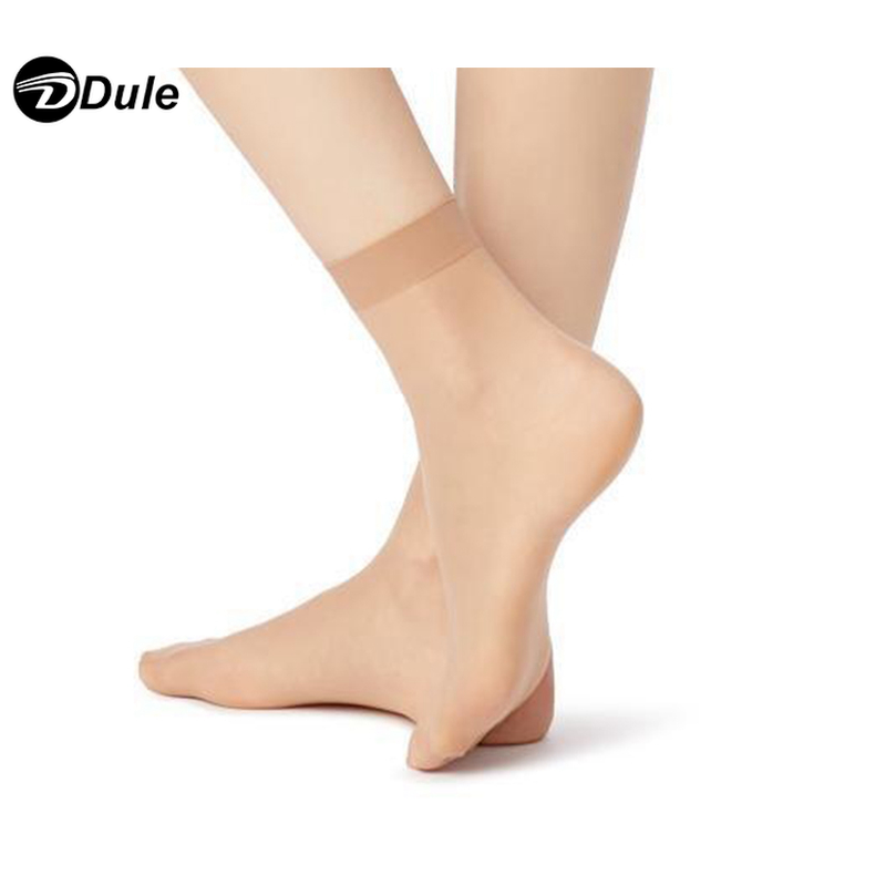 DL-I-1502 socks silk nylon socks tube
