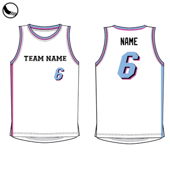 neues Design Basketball Jersey der China-Mode