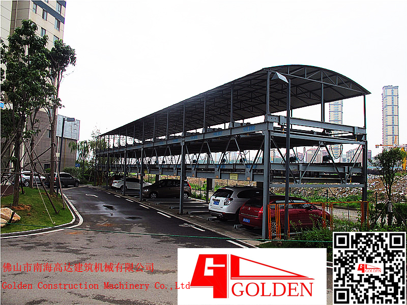 Foshan Car Parking Equipment/guangdong Puzzle Parking System ...